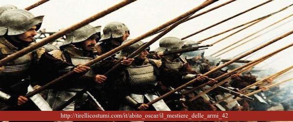 IL MESTIERE DELLE ARMI di E. Olmi, 2002