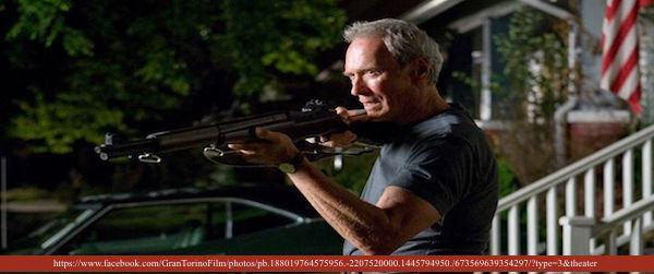 GRAN TORINO del…. grande Clint Eastwood, 2008