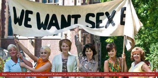 WE WANT SEX di Nigel Cole, 2010