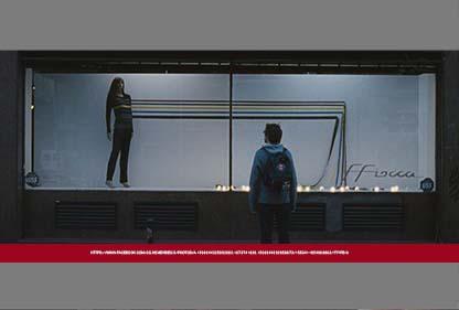 MEDIANERAS – INNAMORARSI A BUENOS AIRES di Gustavo Taretto, 2014