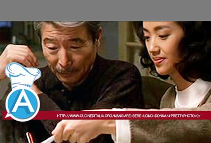 MANGIARE BERE UOMO DONNA di Ang Lee, 1994