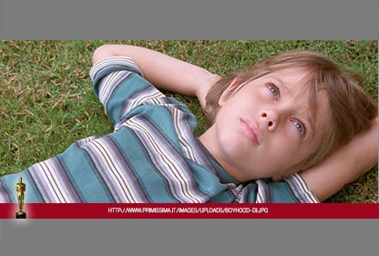 BOYHOOD di Richard Linklater, 2014