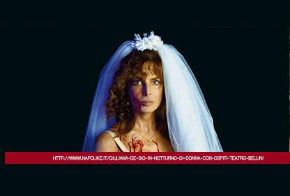 NOTTURNO DI DONNA CON OSPITI di Annibale Ruccello- regia Ennio Maria Lamanna