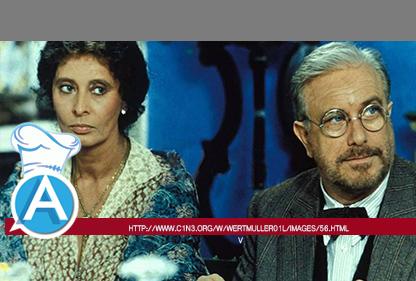 SABATO DOMENICA E LUNEDI' di Lina Wertmuller, 1990  (dall'omonima pièce di Eduardo De Filippo)