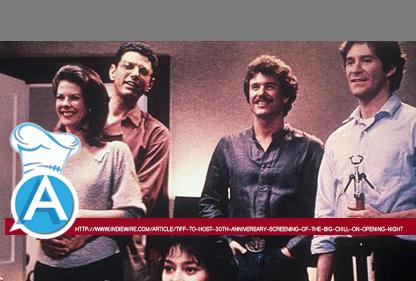 THE BIG CHILL di Lawrence Kasdan, 1983