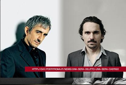 UNA SERA DELITTO, UNA SERA CASTIGO a cura di Sergio Rubini, con Sergio Rubini e Pier Giorgio Bellocchio