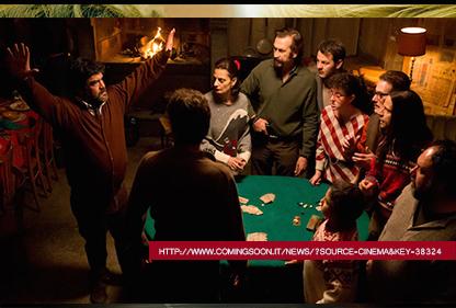 OGNI  MALEDETTO NATALE di Giacomo Ciarrapico, Mattia Torre, Luca Vendruscolo, 2014