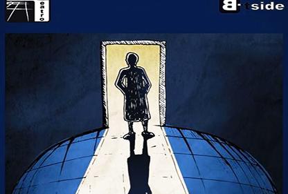 UN SIGNORE IN VESTAGLIA DOMANI SI SVEGLIERÀ PRESTO, di Massimo Odierna