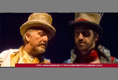 COME VI PIACE di William Shakespeare, regia di Maurizio Panici