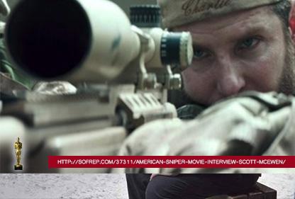 AMERICAN SNIPER di Clint Eastwood, 2015