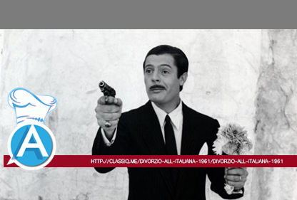 DIVORZIO ALL'ITALIANA di Pietro Germi, 1961