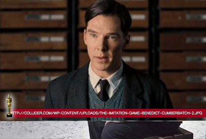 THE IMITATION GAME di Morten Tyldum, 2015