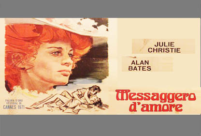 MESSAGGERO D'AMORE (THE GO BEETWEEN) di Joseph Losey, 1971