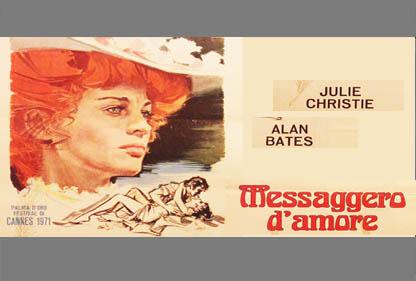 MESSAGGERO D'AMORE (THE GO BEETWEEN) di Joseph Losey, 1971
