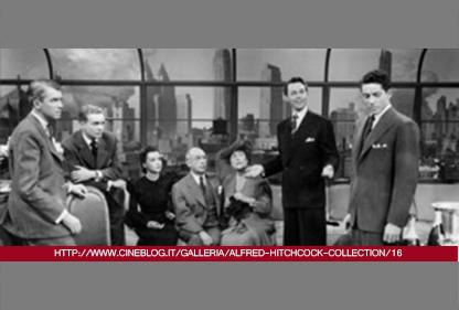 NODO ALLA GOLA di Alfred Hitchcock, 1948