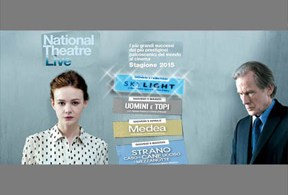 SKYLIGHT – National Theatre Live, di Stephen Daldry