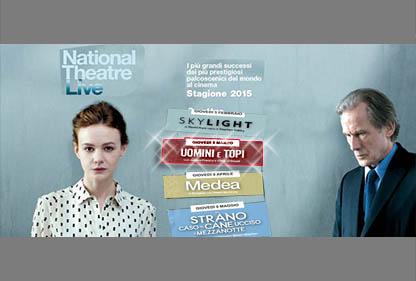 UOMINI E TOPI – National Theatre Live (Of Mice and Men, regia di Anna D. Shapiro, 2014)