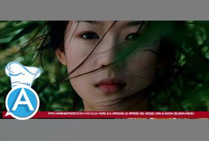LA TIGRE E IL DRAGONE di Ang Lee, 2000