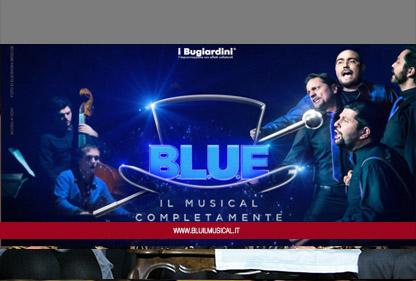 B.L.U.E. IL MUSICAL COMPLETAMENTE IMPROVVISATO