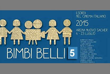 RASSEGNA BIMBI BELLI – CLORO di Lamberto Sanfelice