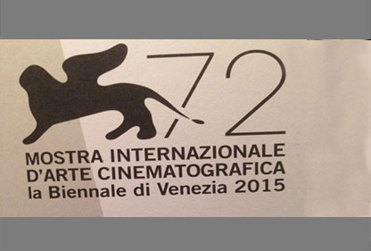 72^ MOSTRA INTERNAZIONALE D'ARTE CINEMATOGRAFICA DI VENEZIA