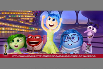 INSIDE OUT di Pete Docter , 2015