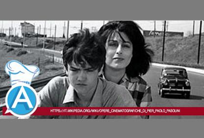 MAMMA ROMA di Pier Paolo Pasolini, 1962