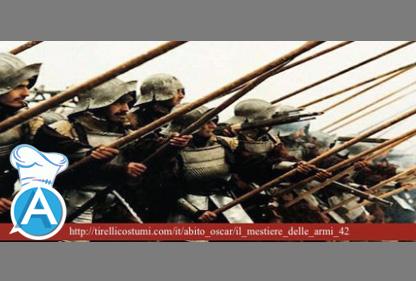 IL MESTIERE DELLE ARMI di Ermanno Olmi, 2001