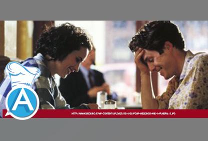 QUATTRO MATRIMONI E UN FUNERALE di Mike Newell, 1994
