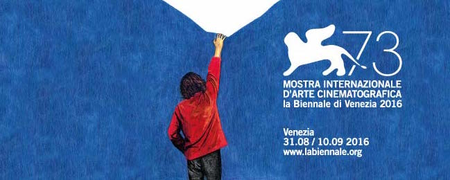 PRESENTAZIONE 73. MOSTRA INTERNAZIONALE D'ARTE CINEMATOGRAFICA DI VENEZIA