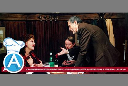LA CENA di Ettore Scola, 1998