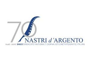 70° EDIZIONE DEI NASTRI D'ARGENTO