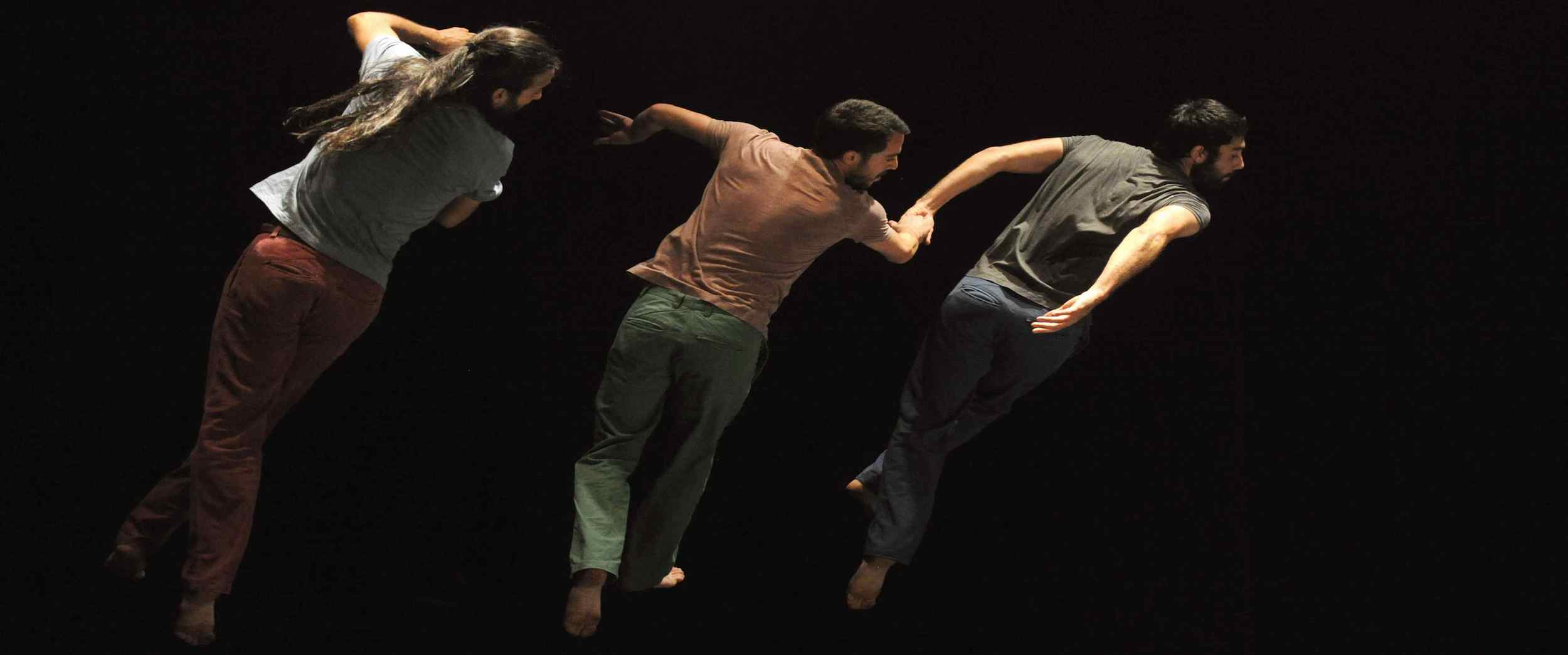 AN EVENING WITH ROY ASSAF, coreografie di Roy Assaf