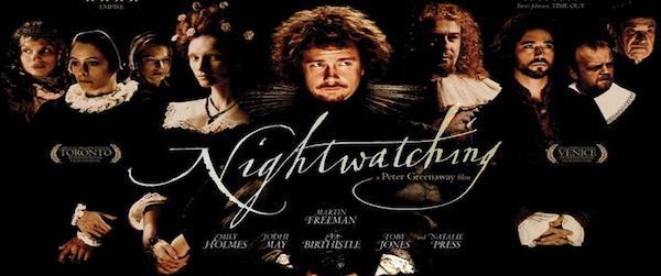 NIGHTWATCHING regia di Peter Greenaway