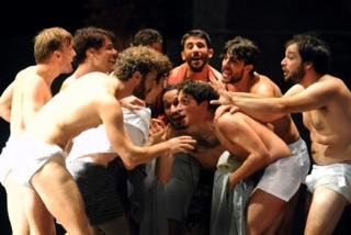 RAGAZZI DI VITA di Pier Paolo Pasolini, regia di Massimo Popolizio