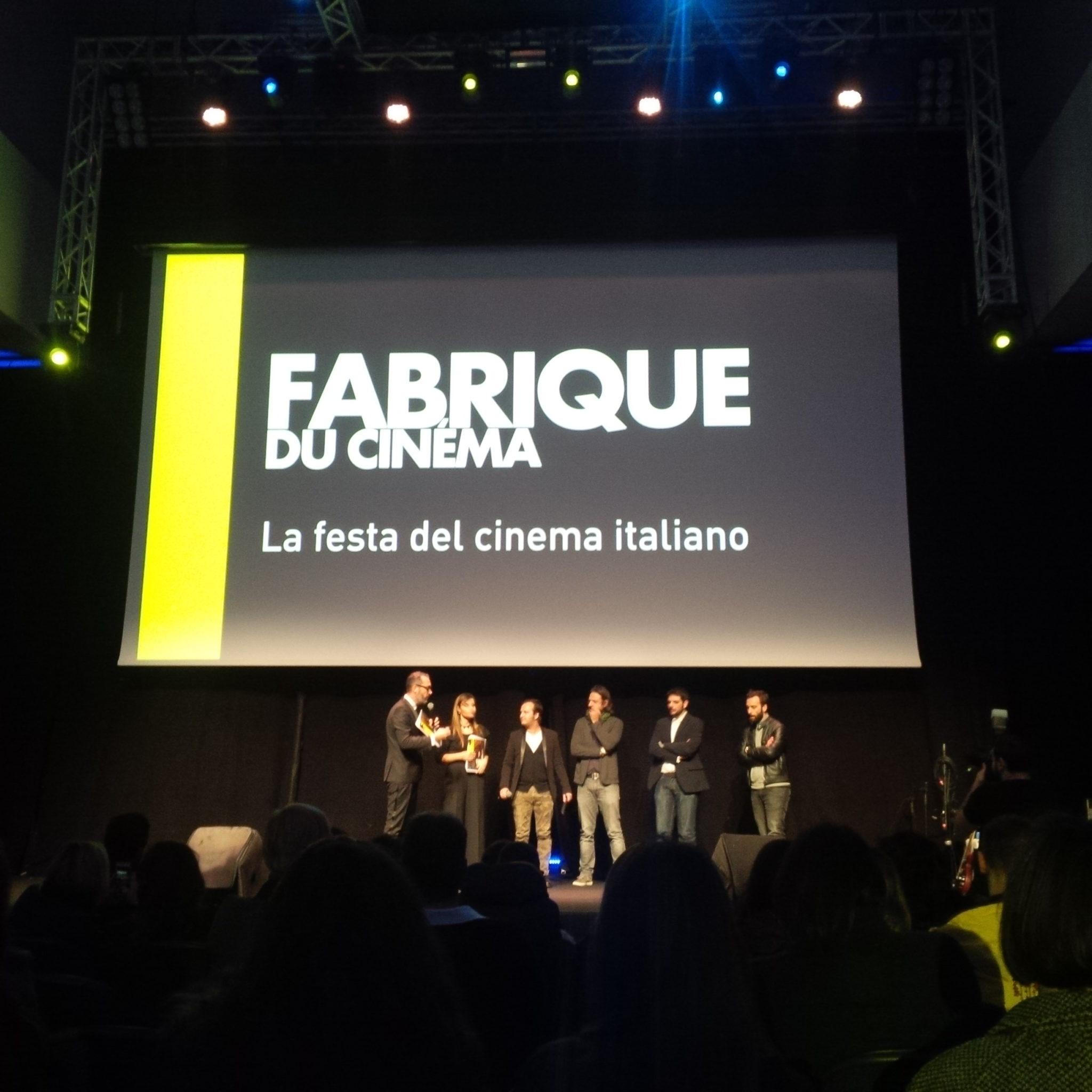 FABRIQUE DU CINÉMA – Seconda edizione
