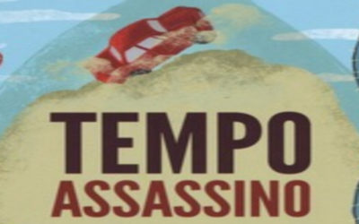 TEMPO ASSASSINO di Michel Bussi – E/O, 2016