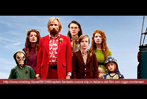 CAPTAIN FANTASTIC di Matt Ross, 2016