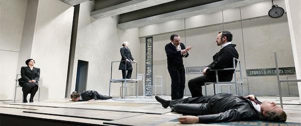PADRI E FIGLI – LEHMAN TRILOGY (II PARTE) di Stefano Massini, regia Luca Ronconi