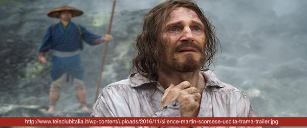 SILENCE di Martin Scorsese, 2017