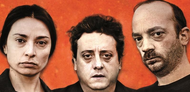 4 5 6 scritto e diretto da Mattia Torre, con Massimo De Lorenzo, Cristina Pellegrino, Carlo De Ruggieri e con Michele Nani