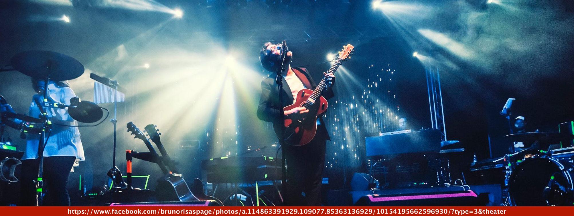 BRUNORI SAS – A CASA TUTTO BENE TOUR 2017