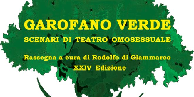 GAROFANO VERDE – Scenari di Teatro Omosessuale, Rassegna a cura di Rodolfo di Giammarco