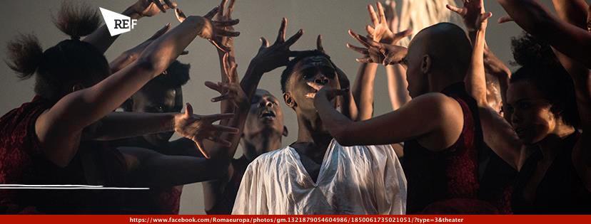 ROMA EUROPA FESTIVAL GISELLE – Regia e coreografia di Dada Masilo