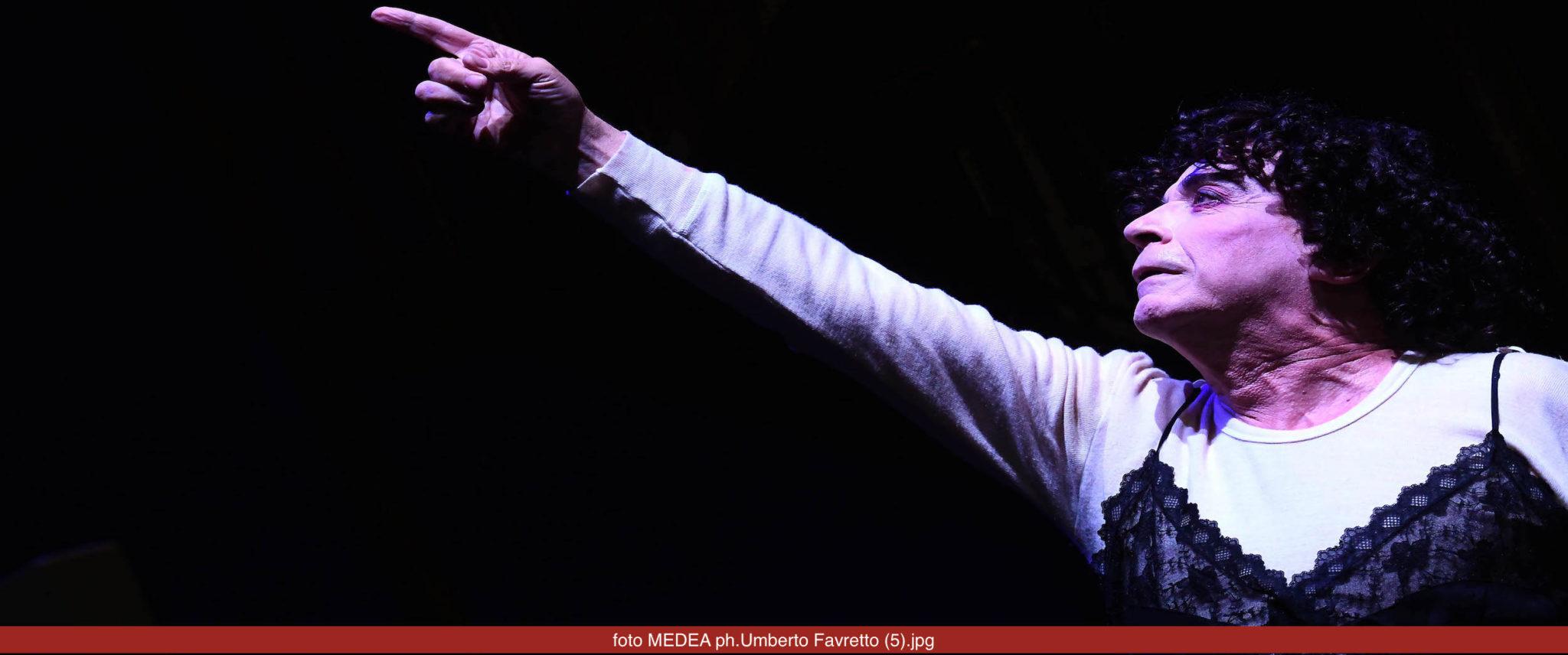 MEDEA di Euripide, regia di Luca Ronconi ripresa da Daniele Salvo