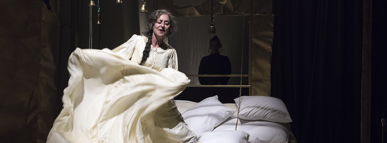 FERDINANDO di Annibale Ruccello, regia di Nadia Baldi