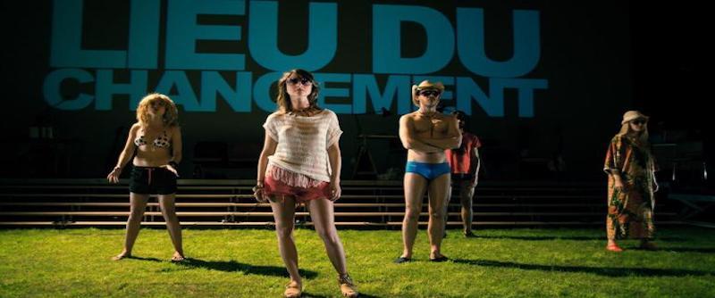 ROMA EUROPA FESTIVAL Les Particules élémentaires – regia di Julien Gosselin