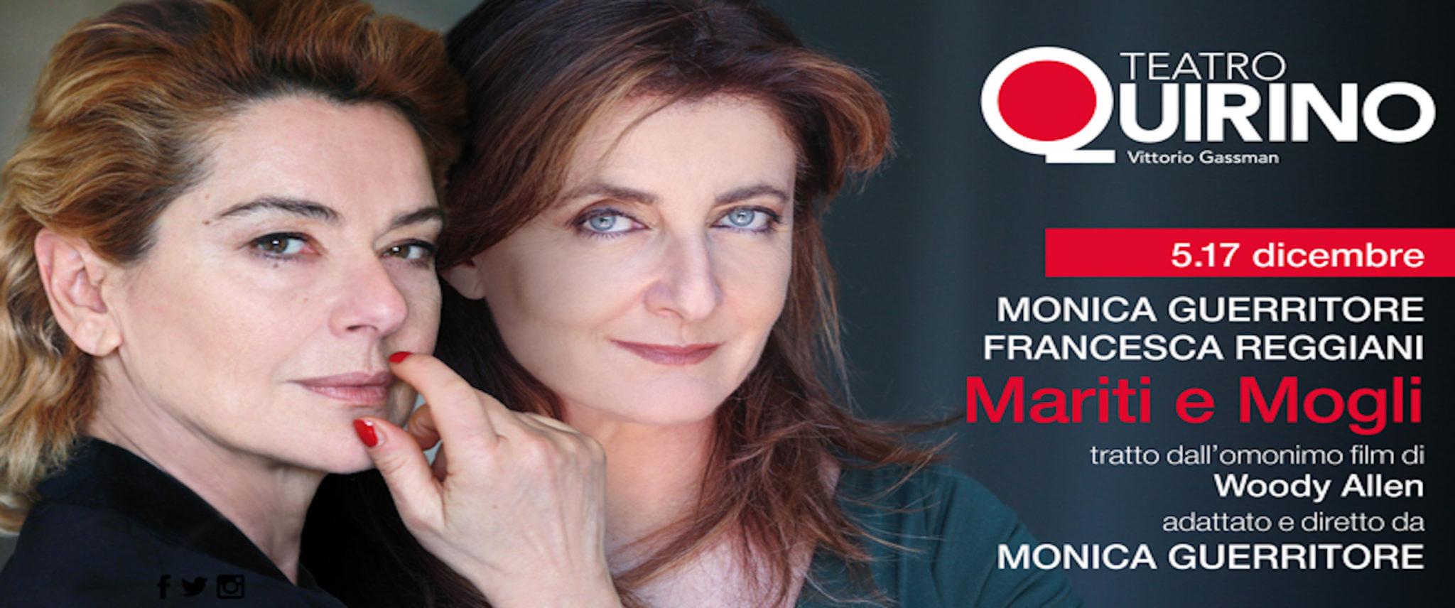MARITI E MOGLI, regia di Monica Guerritore