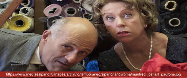 IL PADRONE di Gianni Clementi