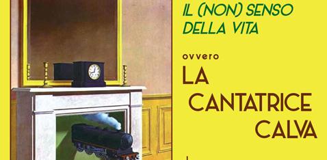 LA CANTATRICE CALVA di Eugene Ionesco, regia di Adriana Trapanese
